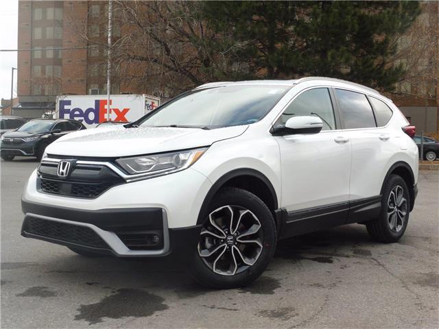 2021 Honda CR-V EX-L (Stk: 17-21-0254) in Ottawa - Image 1 of 25