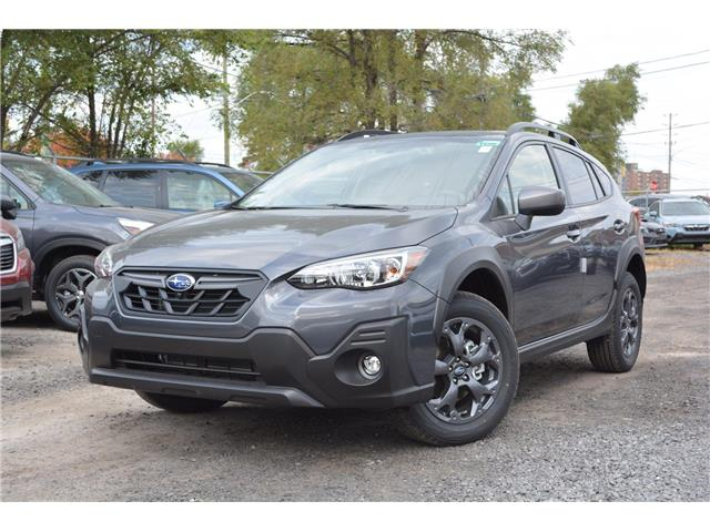 2021 Subaru Crosstrek Outdoor (Stk: 18-SM427) in Ottawa - Image 1 of 27