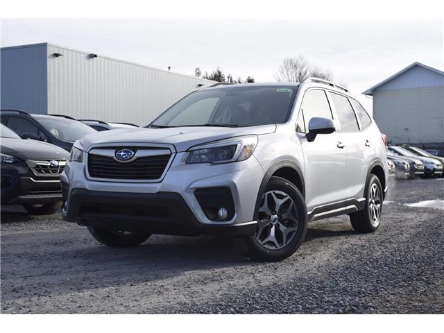 2021 Subaru Forester Touring (Stk: 18-SM440) in Ottawa - Image 1 of 25