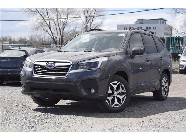 2021 Subaru Forester Touring (Stk: 18-SM436) in Ottawa - Image 1 of 25