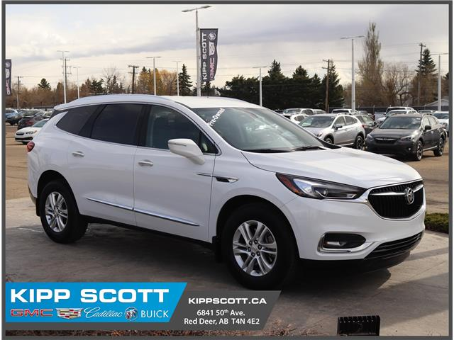 2019 Buick Enclave Essence 5GAEVAKW9KJ274858 74858U in Red Deer