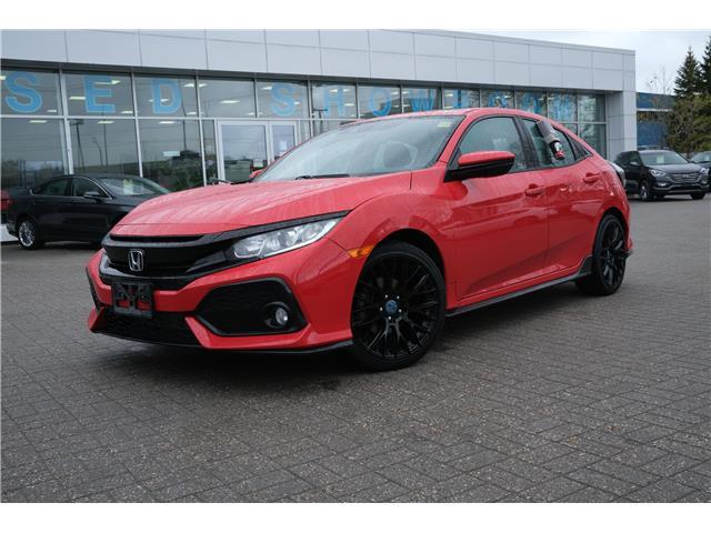 2017 Honda Civic Sport (Stk: 2102032) in Ottawa - Image 1 of 18