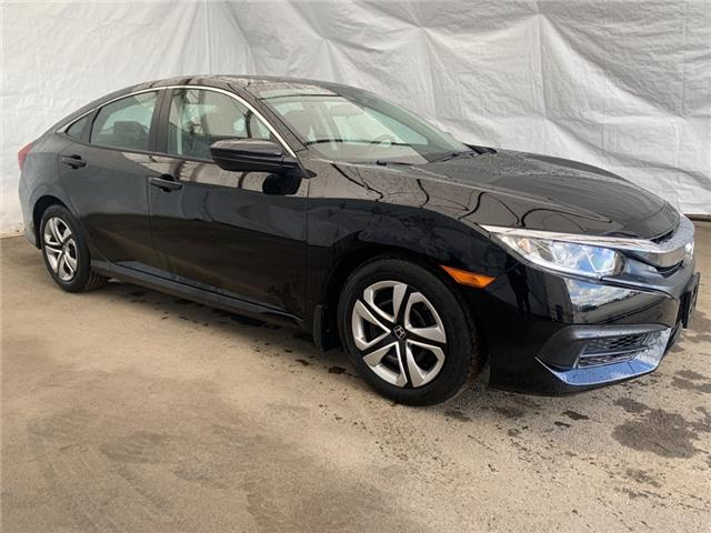 2018 Honda Civic LX (Stk: IU2288) in Thunder Bay - Image 1 of 17