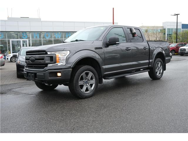 2018 Ford F-150 XLT (Stk: 960430) in Ottawa - Image 1 of 15
