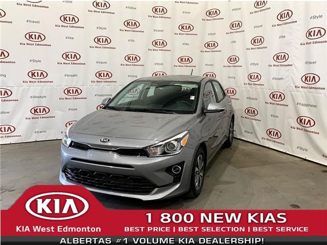 2021 Kia Rio EX Premium (Stk: 22996) in Edmonton - Image 1 of 26