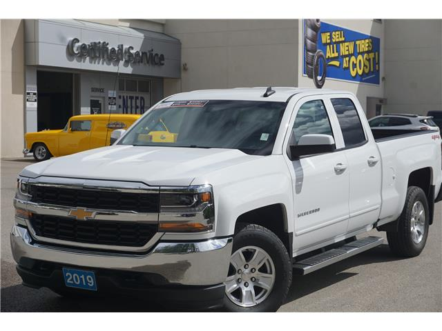 2019 Chevrolet Silverado 1500 LD LT (Stk: 21-156B) in Salmon Arm - Image 1 of 24