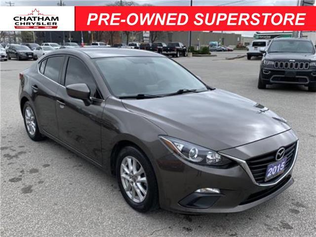 2015 Mazda Mazda3 GS (Stk: N04757A) in Chatham - Image 1 of 18