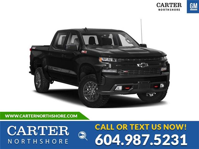 New 2021 Chevrolet Silverado 1500 LT Trail Boss  - North Vancouver - Carter GM North Shore