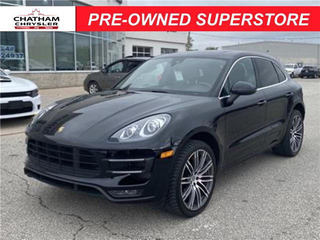 2015 Porsche Macan Turbo (Stk: U04806) in Chatham - Image 1 of 19