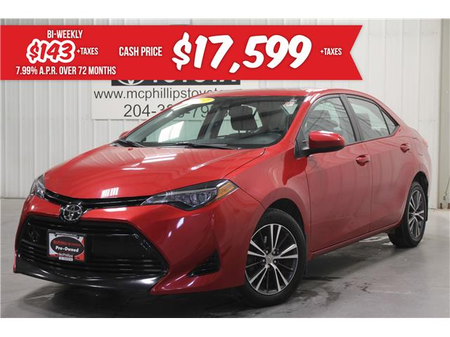 2017 Toyota Corolla LE (Stk: C202527A) in Winnipeg - Image 1 of 26