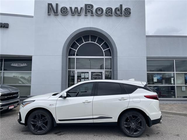 2019 Acura RDX A-Spec (Stk: 25512T) in Newmarket - Image 1 of 19