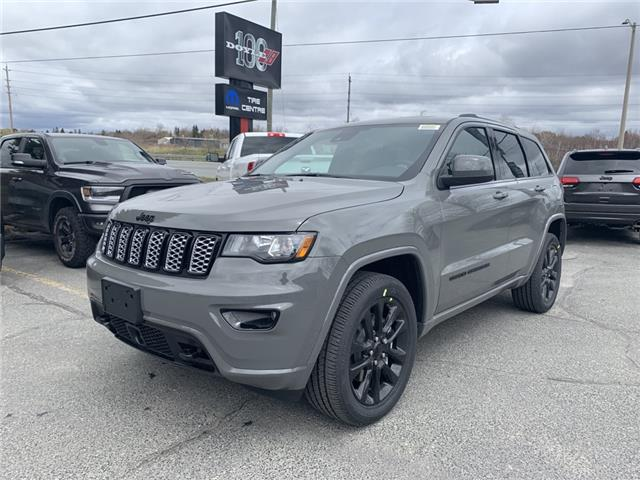 2021 Jeep Grand Cherokee Laredo (Stk: 6987) in Sudbury - Image 1 of 18