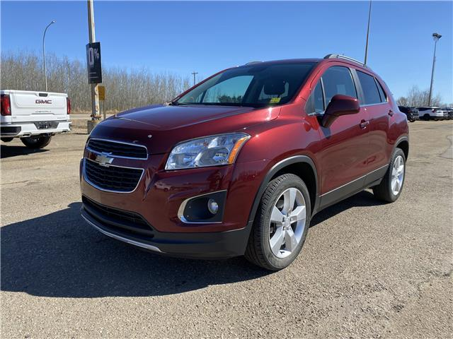2014 Chevrolet Trax LTZ (Stk: T2109A) in Athabasca - Image 1 of 21