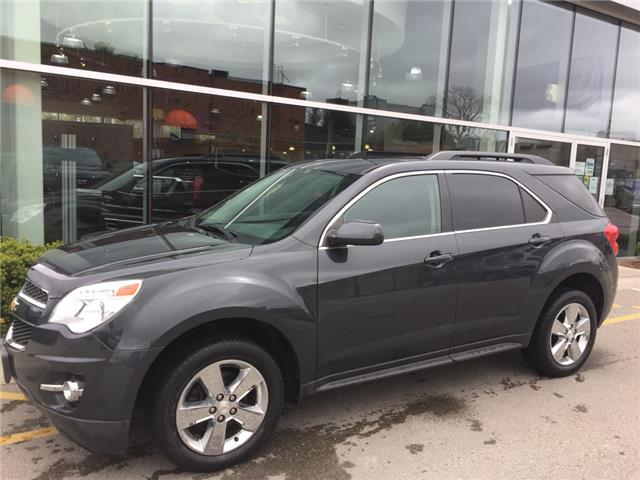 Used 2013 Chevrolet Equinox 2LT 2LT|FWD|SUNROOF|PIONEER AUDIO|REARVIEW CAMERA|REMOTE START - London - Finch Chevrolet