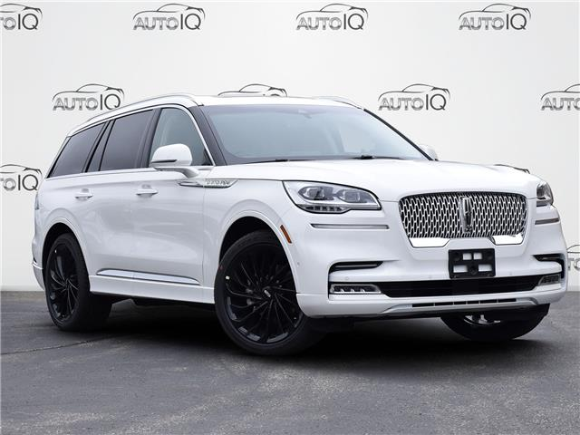 2021 Lincoln Aviator Reserve (Stk: AC545) in Waterloo - Image 1 of 19