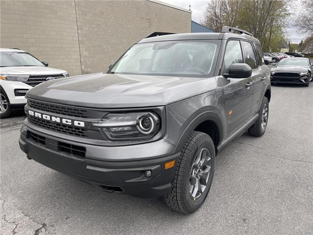 2021 Ford Bronco Sport Badlands (Stk: 21168) in Cornwall - Image 1 of 15