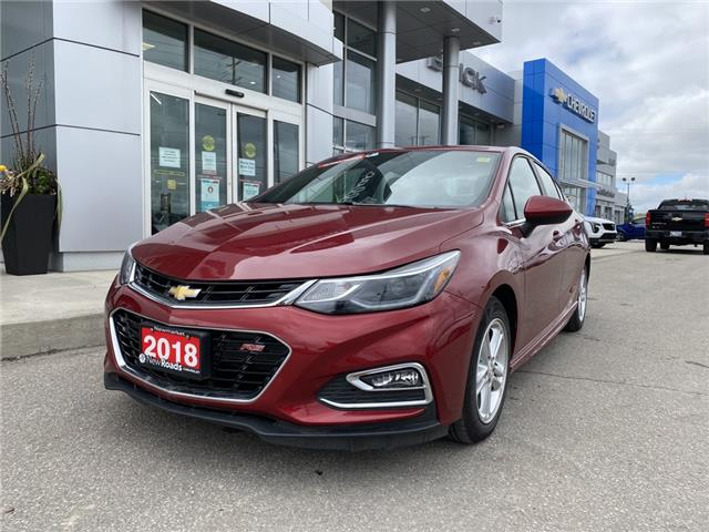 2018 Chevrolet Cruze LT Auto (Stk: NR15305) in Newmarket - Image 1 of 24