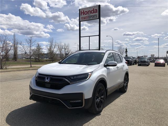 2021 Honda CR-V Black Edition (Stk: H14-5084) in Grande Prairie - Image 1 of 23