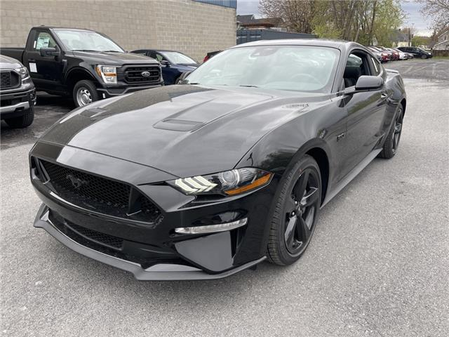 2021 Ford Mustang GT (Stk: 21156) in Cornwall - Image 1 of 14