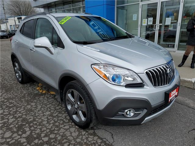 2014 Buick Encore Convenience (Stk: 3990A) in Hawkesbury - Image 1 of 14