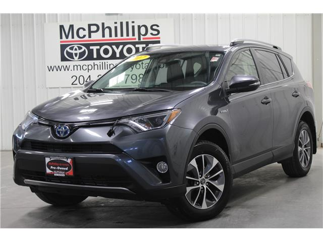 2017 Toyota RAV4 Hybrid LE+ (Stk: C184352A) in Winnipeg - Image 1 of 24