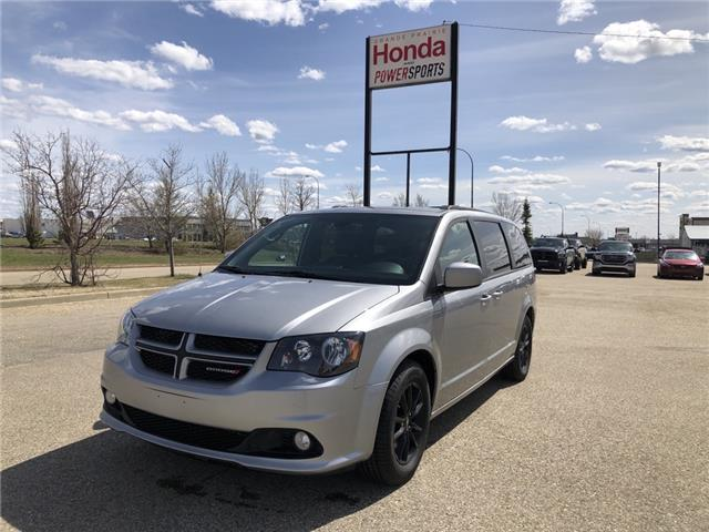 2019 Dodge Grand Caravan GT (Stk: P21-015) in Grande Prairie - Image 1 of 24