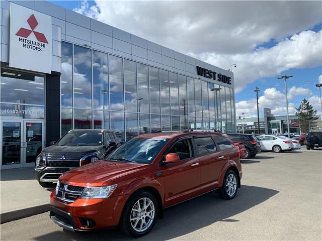 2013 Dodge Journey R/T (Stk: T22022A) in Edmonton - Image 1 of 26