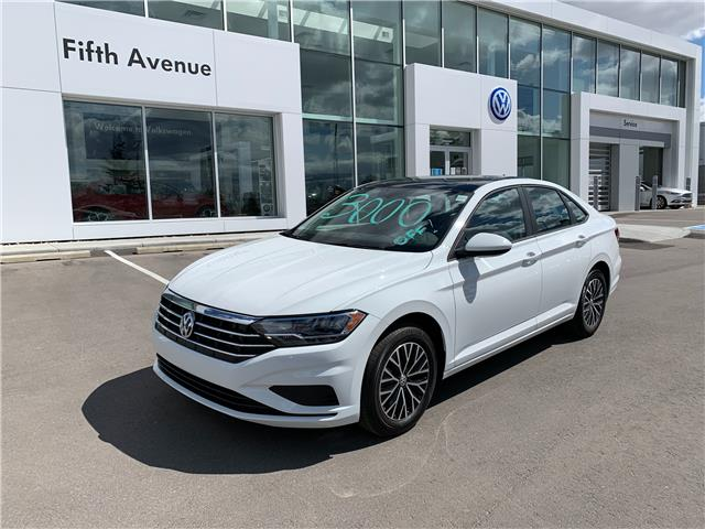 2020 Volkswagen Jetta Highline (Stk: 20220) in Calgary - Image 1 of 16