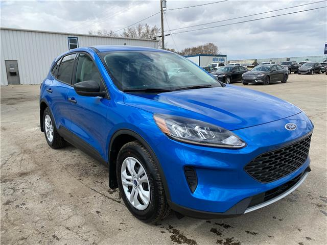 2021 Ford Escape S (Stk: 21110) in Wilkie - Image 1 of 21