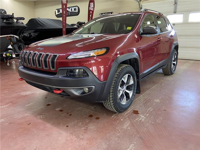 2015 Jeep Cherokee Trailhawk 1C4PJMBS3FW704460 T21-58A in Nipawin