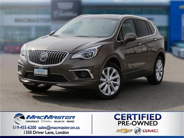 2018 Buick Envision Premium II (Stk: 210425A) in London - Image 1 of 10