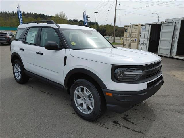 2021 Ford Bronco Sport Base (Stk: 21T076) in Quesnel - Image 1 of 14