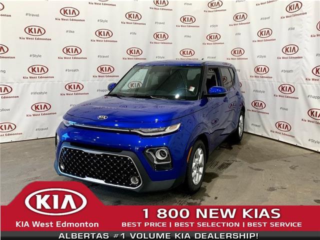 2021 Kia Soul EX (Stk: 23004) in Edmonton - Image 1 of 24