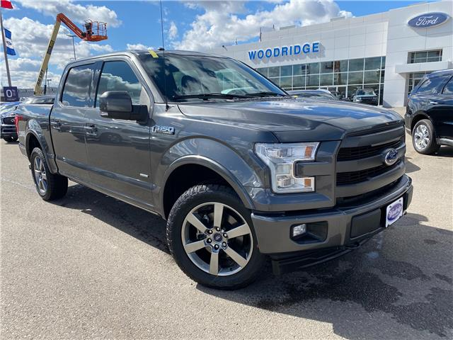 2017 Ford F-150 Lariat (Stk: M-1329A) in Calgary - Image 1 of 23