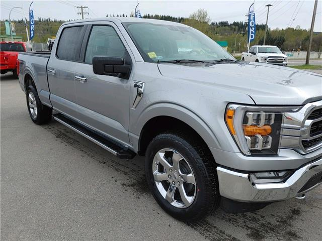 2021 Ford F-150 XLT (Stk: 21T051) in Quesnel - Image 1 of 15