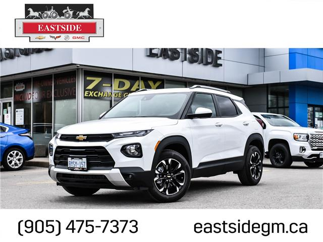 2021 Chevrolet TrailBlazer LT (Stk: MB077700) in Markham - Image 1 of 24