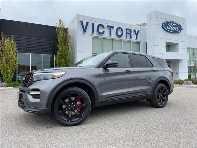 2021 Ford Explorer ST (Stk: VEX20059) in Chatham - Image 1 of 18