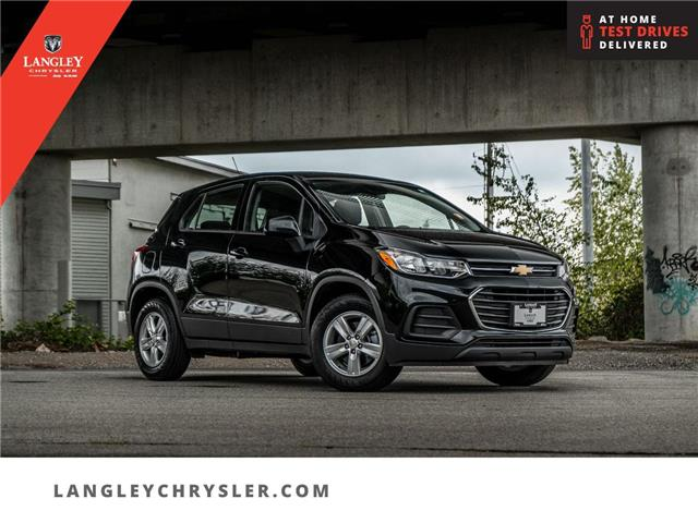 2019 Chevrolet Trax LS (Stk: M179155A) in Surrey - Image 1 of 25