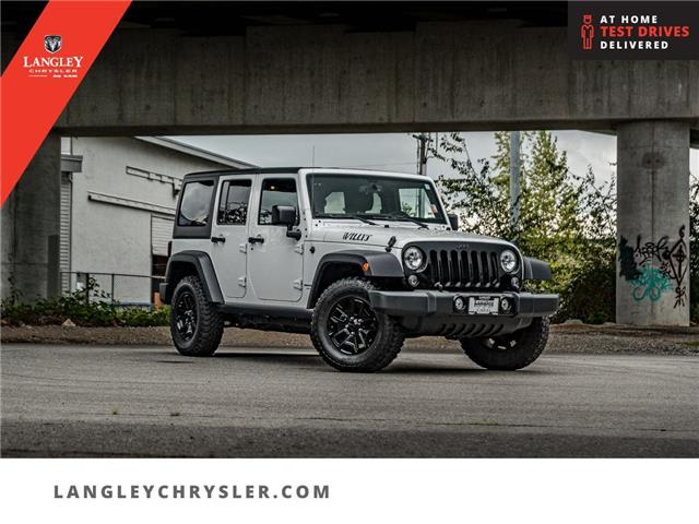 2018 Jeep Wrangler JK Unlimited Sport (Stk: LC0783) in Surrey - Image 1 of 27
