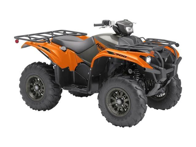 New 2021 Yamaha Kodiak 700 EPS SE   - Nipawin - Nipawin Motor Sports