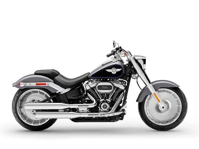 New 2021 Harley-Davidson FLFBS - Fat Boy® 114   - Yorkton - Harley Davidson of Yorkton