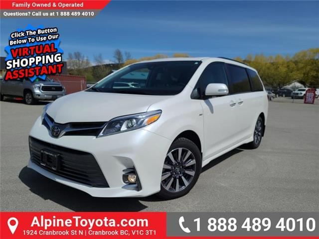 2020 Toyota Sienna XLE 7-Passenger (Stk: S241651) in Cranbrook - Image 1 of 24