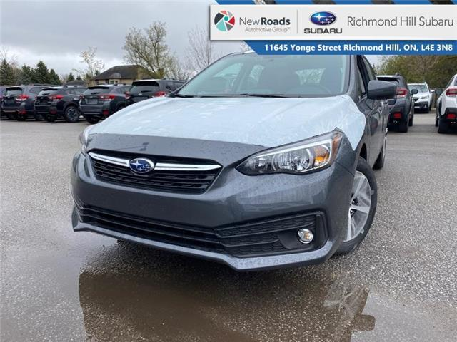 2021 Subaru Impreza Touring 5-door Auto (Stk: 35801) in RICHMOND HILL - Image 1 of 21