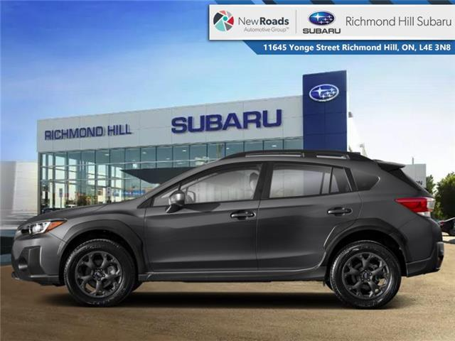 New 2021 Subaru Crosstrek Outdoor w/Eyesight  - Heated Seats - $259 B/W - RICHMOND HILL - NewRoads Subaru of Richmond Hill