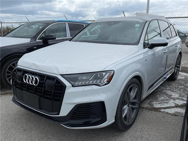 2021 Audi Q7 55 Technik (Stk: 210708) in Toronto - Image 1 of 5