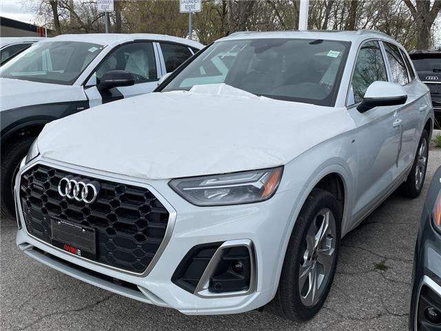 2021 Audi Q5 45 Progressiv (Stk: 210701) in Toronto - Image 1 of 5