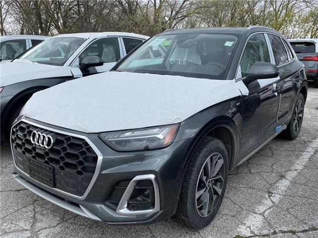 2021 Audi Q5 45 Technik (Stk: 210705) in Toronto - Image 1 of 5