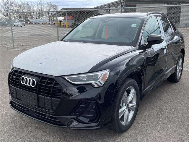 2021 Audi Q3 45 Technik (Stk: 210723) in Toronto - Image 1 of 5