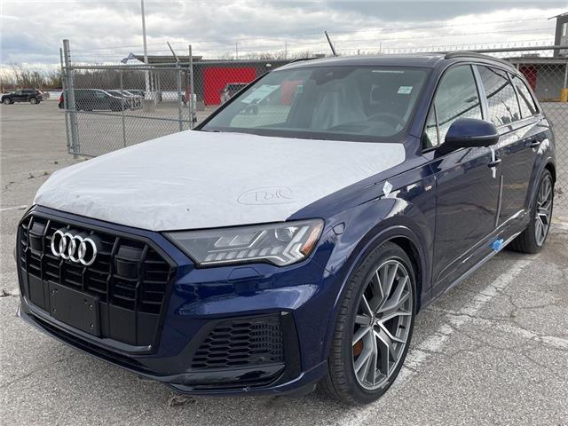 2021 Audi Q7 55 Technik (Stk: 210739) in Toronto - Image 1 of 5