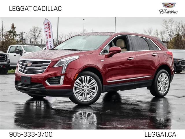 2018 Cadillac XT5 Premium Luxury (Stk: 6337Z) in Burlington - Image 1 of 30